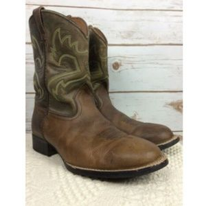 Ariat Western Cowgirl Leather Boots 5.5